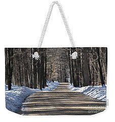 Nh Back Roads Weekender Tote Bag
