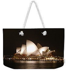 Night At The Opera Weekender Tote Bag