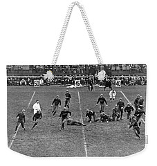 Notre Dame-army Football Game Weekender Tote Bag