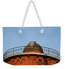 Weekender Tote Bag featuring the photograph Old Observatory by Henrik Lehnerer