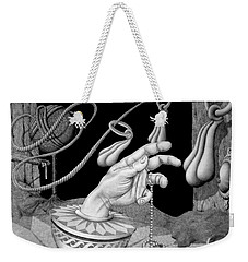 Opportunity Weekender Tote Bag by Geni Gorani