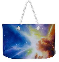 Origin Nebula Weekender Tote Bag