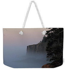 Otter Cliffs 2 Weekender Tote Bag