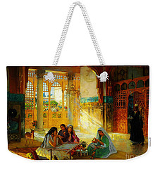 Ottoman Daily Life Scene Weekender Tote Bag
