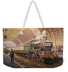 Paddington Arrival. Weekender Tote Bag