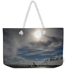 Weekender Tote Bag featuring the photograph Pass Manchac by Charlotte Schafer