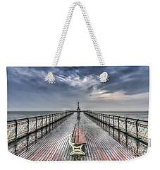 Penarth Pier 4 Weekender Tote Bag