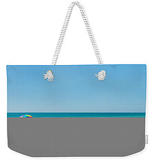 People On The Beach, Venice Beach, Gulf Weekender Tote Bag