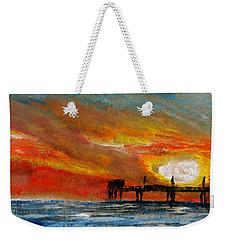 1 Pier Weekender Tote Bag