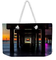Pier Under II Weekender Tote Bag