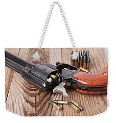 Pistol Weekender Tote Bag