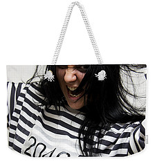Pleading Insanity Weekender Tote Bag