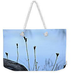 Pods On Pond Weekender Tote Bag