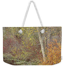 Pondside Pastel Weekender Tote Bag