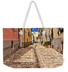 Portoferraio - Isle Of Elba Weekender Tote Bag