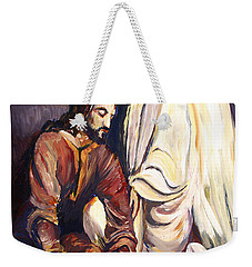 Agony In The Garden Weekender Tote Bag