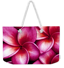 Pua Melia Weekender Tote Bag