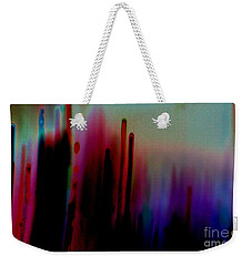 Weekender Tote Bag featuring the photograph Pulse by Jacqueline McReynolds