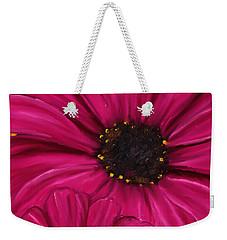 Purple Beauty Weekender Tote Bag by Lourry Legarde