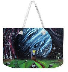 Quantum Dementia Weekender Tote Bag by Ryan Demaree