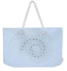 Quantum Nautilus Weekender Tote Bag