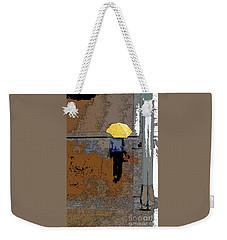 Rainy Days And Mondays Weekender Tote Bag