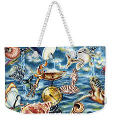 Recipe Of Ocean Weekender Tote Bag