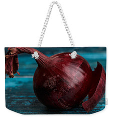 Red Onions Weekender Tote Bag