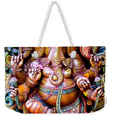 Remover Of Obstacles Weekender Tote Bag by Roselynne Broussard