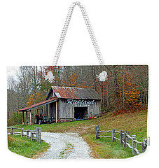 Richland Creek Farm Barn Weekender Tote Bag