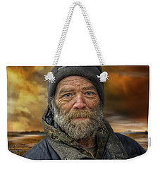 Rob Weekender Tote Bag