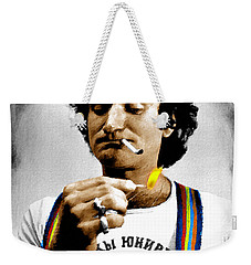 Robin Williams And Quotes Weekender Tote Bag