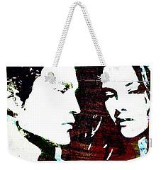 Robsten Weekender Tote Bag by Svelby Art
