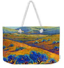 Rolling Hills 1 Weekender Tote Bag