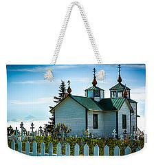 Russian Orthodox Church Weekender Tote Bag