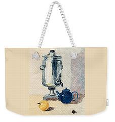 Russian Style Weekender Tote Bag