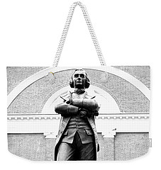 Samuel Adams Statue, State House Boston Ma Weekender Tote Bag