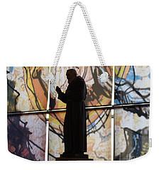 San Pio Weekender Tote Bag