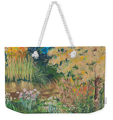 Saturday Morning Weekender Tote Bag