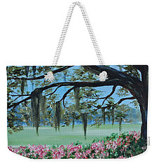 Savannah Spring Weekender Tote Bag