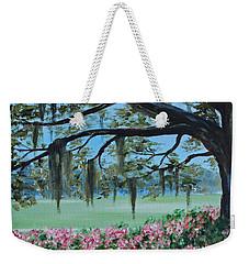 Savannah Spring Weekender Tote Bag