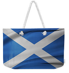 Scottish Flag Weekender Tote Bag