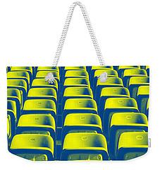 Seats Weekender Tote Bag