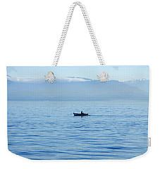 Serenity Weekender Tote Bag by Marilyn Wilson