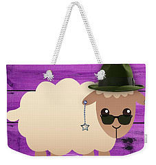 Sheep Collection Weekender Tote Bag