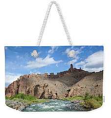 Shoshone River Weekender Tote Bag