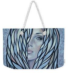 Silver Nymph 021109 Weekender Tote Bag by Selena Boron
