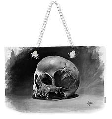 Skull Weekender Tote Bag