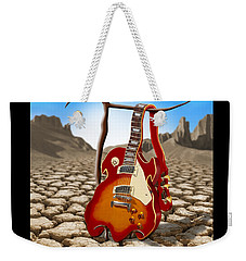 Soft Guitar II Weekender Tote Bag by Mike McGlothlen