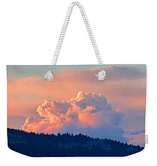 Soothing Sunset Weekender Tote Bag by Will Borden